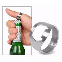 Anillo Destapador 3x90 Cerveza Botellas Barman