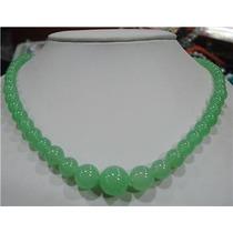 Collar De Esmeraldas Naturales Envio Gratis!