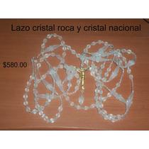 Lazo Matrimonial Cristal Y Roca Incluye Envio Gratis