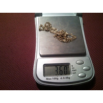 Vendo Cambio Cadena Oro 14kt Solido 59 Cm