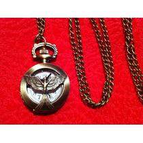 Reloj Sinsajo Juegos Del Hambre Hunger Games Mockingjay