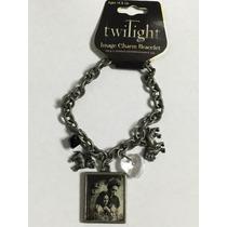Twilight Crepúsculo Edward Y Bella Pulsera Del Encanto