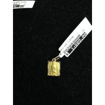 Medalla Escapulario Sagrado Corazón Y La Virgen De Guadalupe