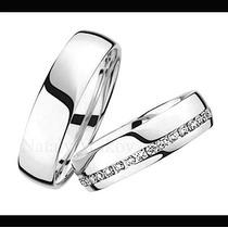 Argollas De Matrimonio Mod. Eglise En Oro 14k Matrimoniales