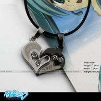 Collar Corazón Hatsune Miku Vocaloid
