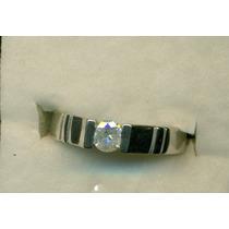 Anillo De Oro14kt Con Diamante Si De .40 Quilates