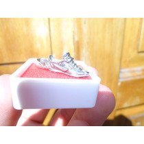 Dije De Plata Ley .925 Forma De Tenis Nike $ 190.°°