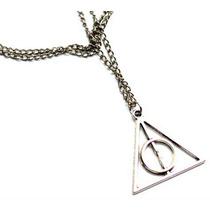Collar Regalo Unisex Harry Potter Reliquias De La Muerte