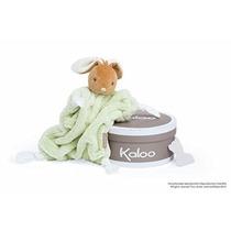 Kaloo Penacho Verde Conejo Doudou