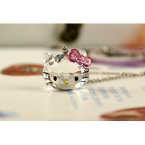 Hello Kitty Collar Con Dije Sw Elements