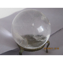 Esferas Decristal Cuarzo Bioenergetico Op4
