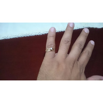 Anillo De Oro De 14 Kilates Con Diamante
