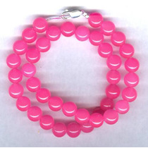 Collar De Jade Rosa