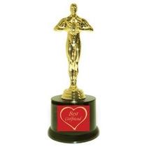 Mejor Novia Con El Corazón Placa Roja - Premio Hollywood Con