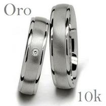 Argollas De Matrimonio En Oro 10k Con Estuche Y Envío Gratis