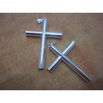 2 Crucifijos Plata .925