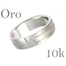 Elegantes Argollas De Matrimonio En Oro 10k Con Envío Gratis