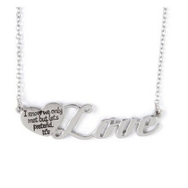Collar Let´s Pretend It´s Love One Direction *1d* Vmj