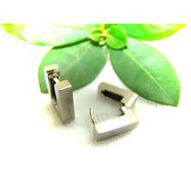 Aretes O Grapas De Acero Cuadrados (k53)