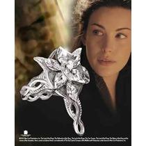 El Hobbit Anillo Arwen Amor Eterno Compromiso Diamante