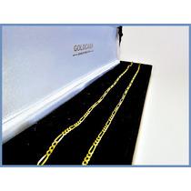 Cadena Oro Amarillo Solido 14k Mod. Cartier 1.5mm 4.3gr