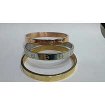 Brazalete/pulsera Tejido Cartier Love