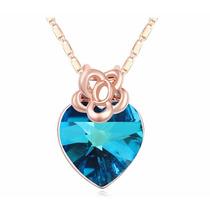 Collar Starry Hecho Con Cristales Swarovski® Elements