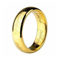 Anillo Acero Inoxidable Para Dama Y Caballero Lord Of Rings