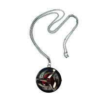 Naruto Relojes Collar Varios Modelos Hoja Sharingan Sasuke