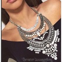 Catálogo Collares Maxi Mayoreo Moda Zara Bisutería Otoño