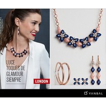 Remate Collar London Glam Yanbal