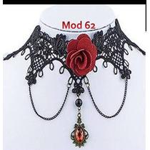Gargantila-gotica-victoriana-corazon-vintage-moda-encaje