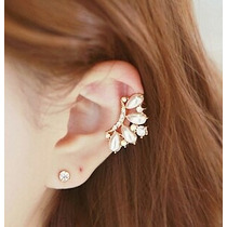 Arete Moda, Piercing Sin Perforación, Ear Cuff