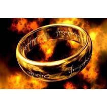 Anillos Señor De Los Anillos Hobbit!! ** La Mejor Réplica **