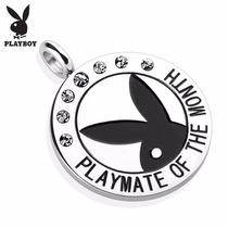 Dije De Acero Playmate Del Mes Playboy
