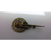 Dije Pin Mano Dl Rey Game Of Thrones Juego De Tronos