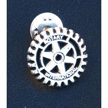 Pin De Plata Rotary International