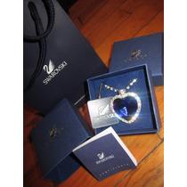 Titanic Colar Dije De Crystales By Swarovski Con Certificado