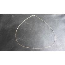 Cadena De Oro Collar Tejido Especial Oro De 14kt