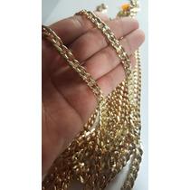 Cadena De Chapa De Oro