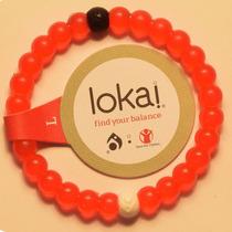 Brazalete Pulsera Lokai Original Red Roja (s,m,l,xl)