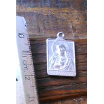 Dije Religioso Antiguo. Raro Amuleto Dama O Caballero
