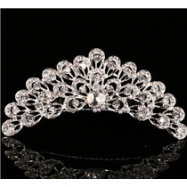 Corona Accesorios Para El Cabello Diadema Casado Novia