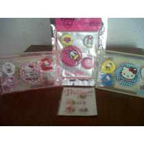 3 Sets De Pines De Hello Kitty Y Daisy Donald Marca Oysho