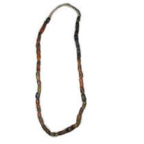 Collar Africano Antiguo, Cuentas De Comercio