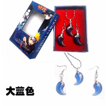 Cosplay Kit Collar Y Aretes Anime Naruto Orochimaru