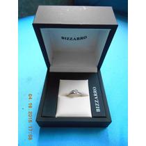 Bizzarro Estuche Original P/anillo Compromiso Fotos Reales