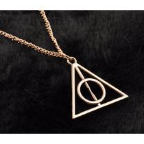Harry Potter, Collar, Dije, Reliquias De La Muerte- Nuevo