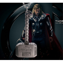 Martillo Thor Collar The Avengers