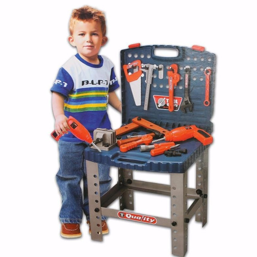 Juego de herramientas para ni o super tool quality en mercadolibre - Jouet de garcon ...